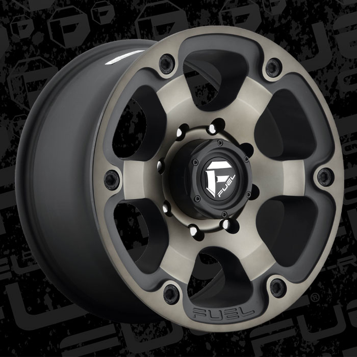 Fuel Wheels 20x9 >> LEADER ON THE STREETS AND TRAILS. Beast - D564 - Fuel Off