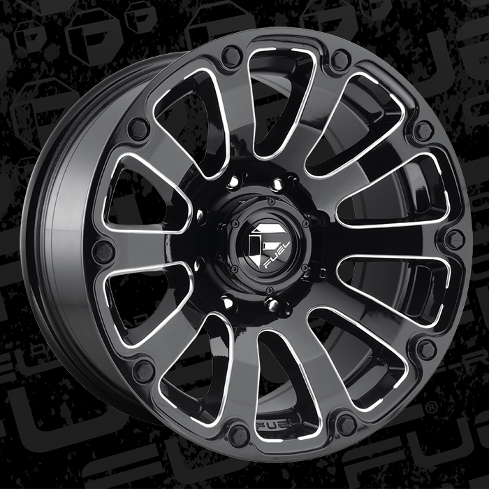 Fuel Wheels 20x9 >> Fuel 1 Piece Wheels Diesel D598 Wheels Diesel D598 Rims On Sale