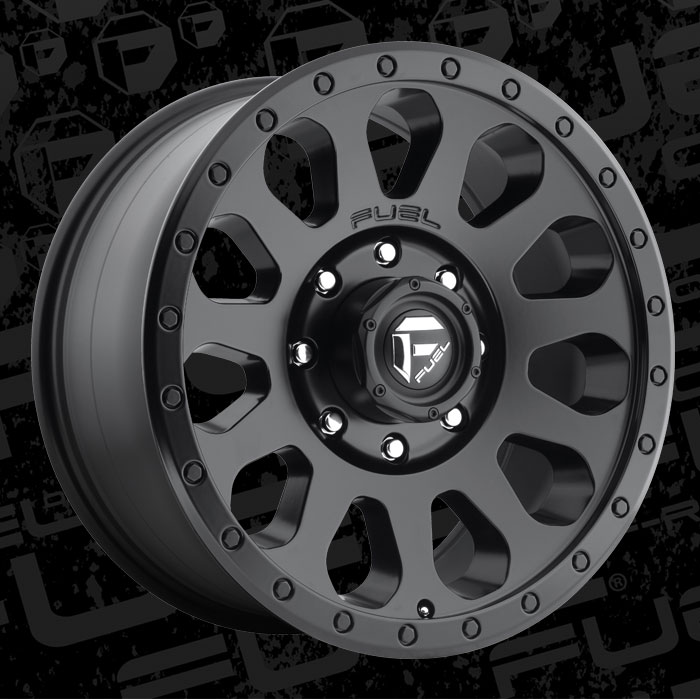 Fuel Wheels 20x9 >> LEADER ON THE STREETS AND TRAILS. Vector - D579 - Fuel Off-Road Wheels