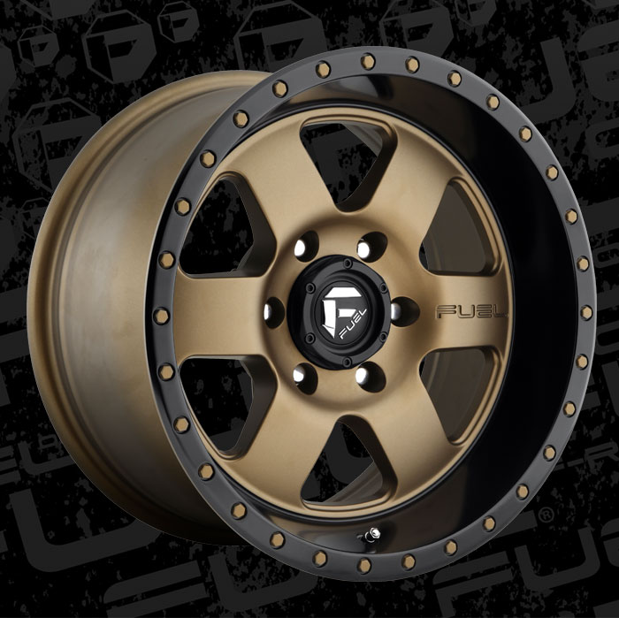 Fuel Wheels 20x9 >> 2019 Collection Podium - D617 - Fuel Off-Road Wheels