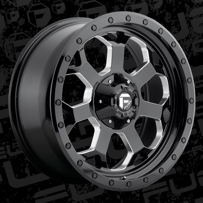 Fuel Wheels 20x9 >> Fuel 1 Piece Wheels Savage D563 Wheels Savage D563 Rims On Sale