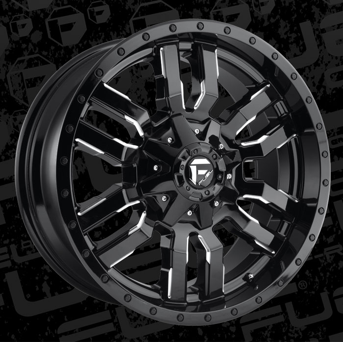 Fuel Wheels 20x9 >> Fuel 1 Piece Wheels Sledge D595 Wheels Sledge D595 Rims On Sale