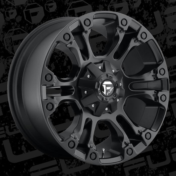 Fuel Wheels 20x9 >> Fuel 1 Piece Wheels Vapor D560 Wheels Vapor D560 Rims