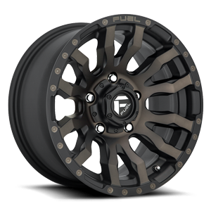 Blitz - D674 16x8 ET1 | Matte Black/Machined/DDT