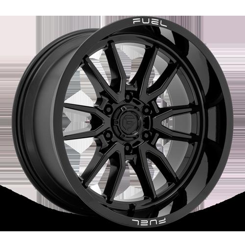 Clash 6 - D760 Gloss Black