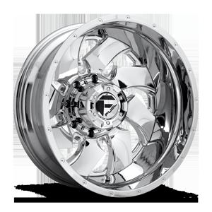 Cleaver Dually Rear - D240 Chrome