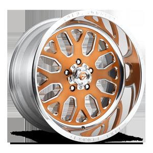 FF19 Copper over Brush w/ Polish Lip