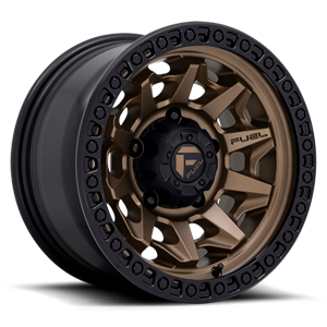 Covert - D696 Matte Bronze with Black Ring - 15x8