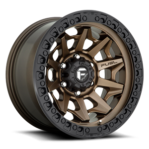 Covert - D696 Matte Bronze with Black Ring