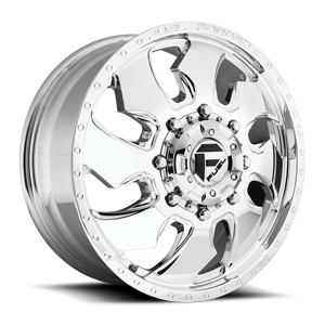 FF52D - Front 8 LUG Polished