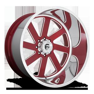 FF02 Crimson Candy w/ Polish