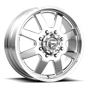 FF09D - 8 Lug Front Polished - 22x8.5