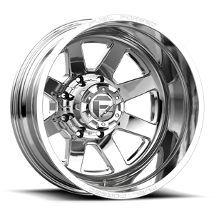 FF09D - 8 Lug Rear Polished - 22x8.5