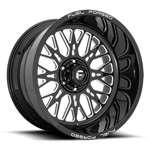 FF104 Gloss Black