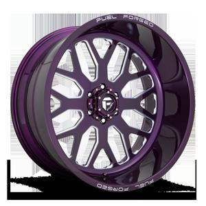 FF19 Illusion Purple & Milled