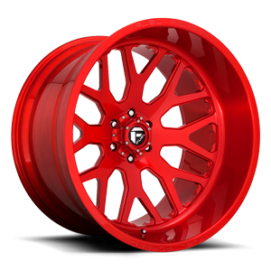 FFC19 | Concave Candy Red