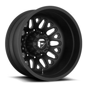 FF19D - Rear Matte Black