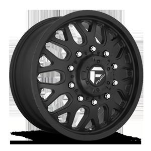 FF19D - Front Matte Black