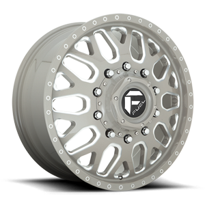 FF19D - Front Stone Grey & Milled