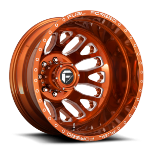FF19D - Rear Trans Copper & Milled