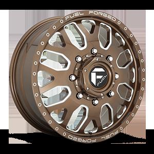 FF19D - Front Gloss Bronze Milled