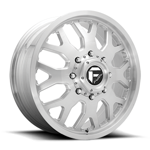 FF19D - Front Brushed Gloss Clear