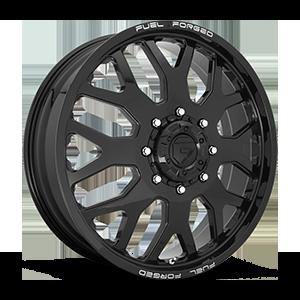 FF19D - Front Gloss Black
