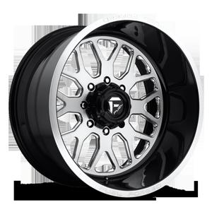 FF19 Brushed / Gloss Black