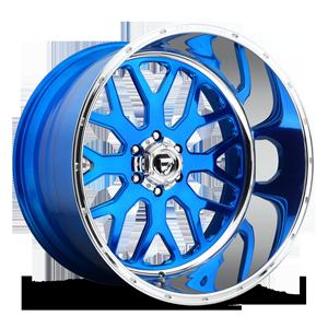 FF19 Candy Blue w/Polished Lip