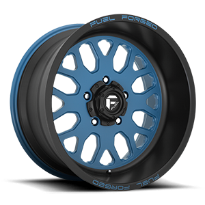 FF19 Matte Black & Cavalry Blue