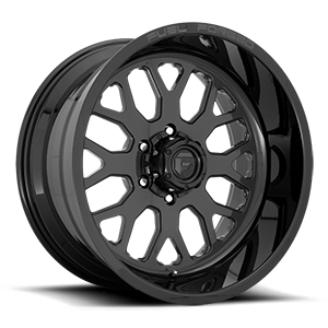 FF19 Gloss Black w/ Lithium Grey