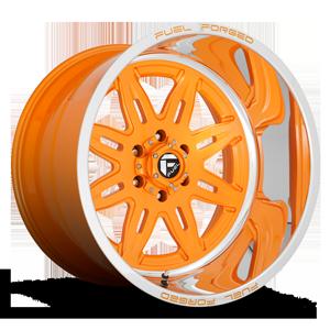 FF26 Orange w/ Polished Lip