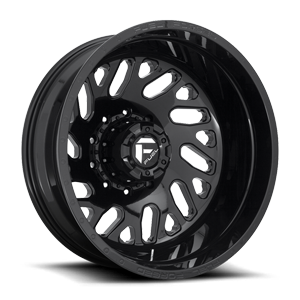 FF29D - Rear Gloss Black
