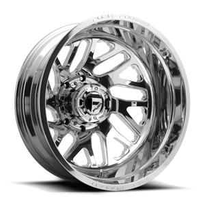 FF29D - Rear 24x8.25 | 8 Lug | Polished