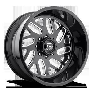FF29 Gloss Black & Milled
