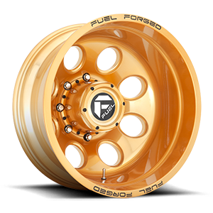 FF31D - 8 Lug Rear Candy Gold