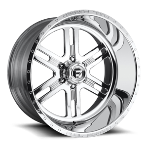 FF33 - 6 Lug Polished