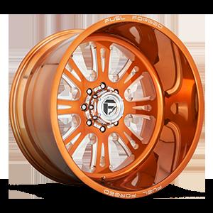 FF38 Trans Copper & Milled