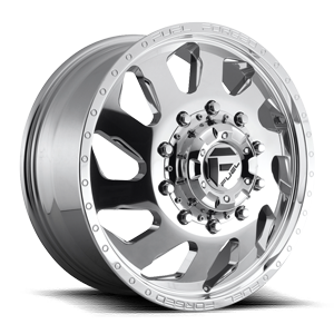 FF39D - 10 Lug Front Polished