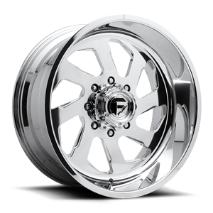 FF39D - 8 Lug Super Single Front Polished
