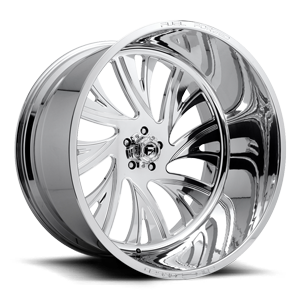 FF41 - 5 Lug Polished