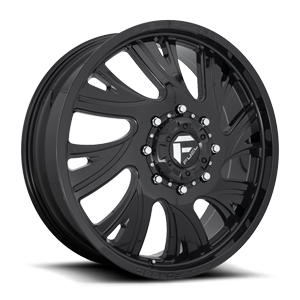 FF41D - Front Gloss Black