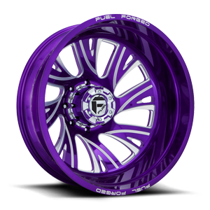 FF41D - Rear Candy Purple
