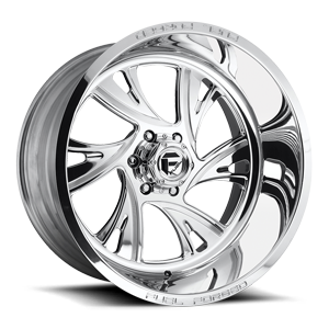 FF41 - 6 Lug Polished