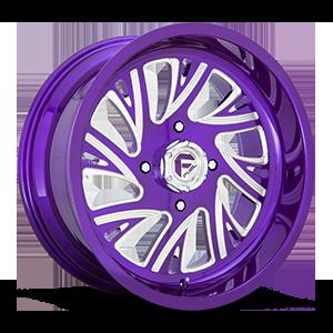 FF41 - UTV Candy Purple & Milled