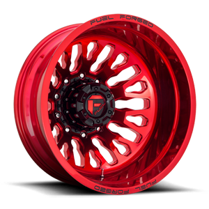 FF45D - Rear Soft Candy Red