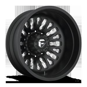 FF45D - Rear Matte Black