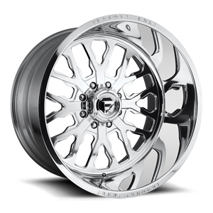 FF45 - 8 Lug Polished