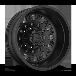 FF48D - Rear Matte Black
