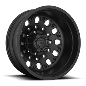 FFS48D - Rear Matte Black